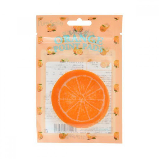 Puresmile Juicy Point Pads Orange