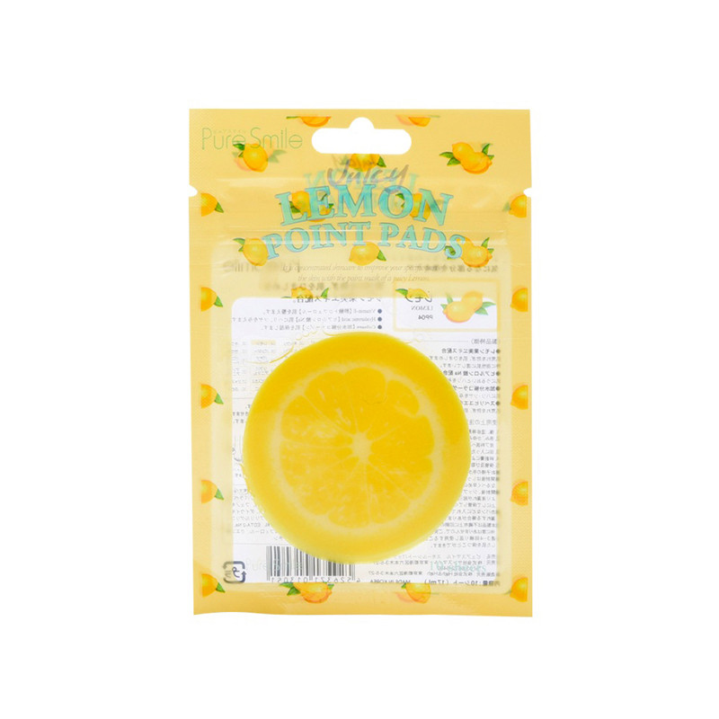 Puresmile Juicy Point Pads Lemon