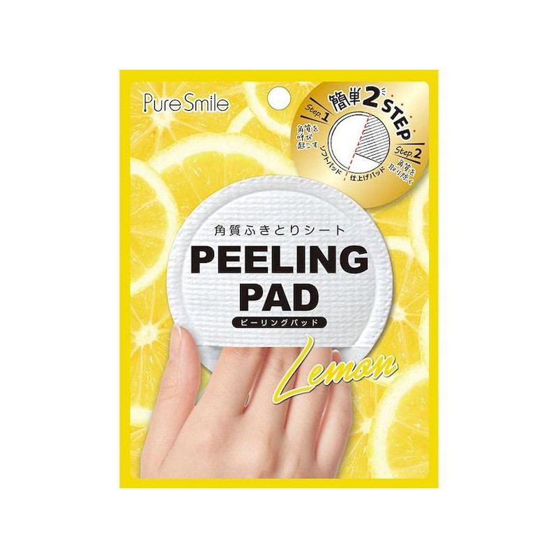 Puresmile Peeling Pad Lemon