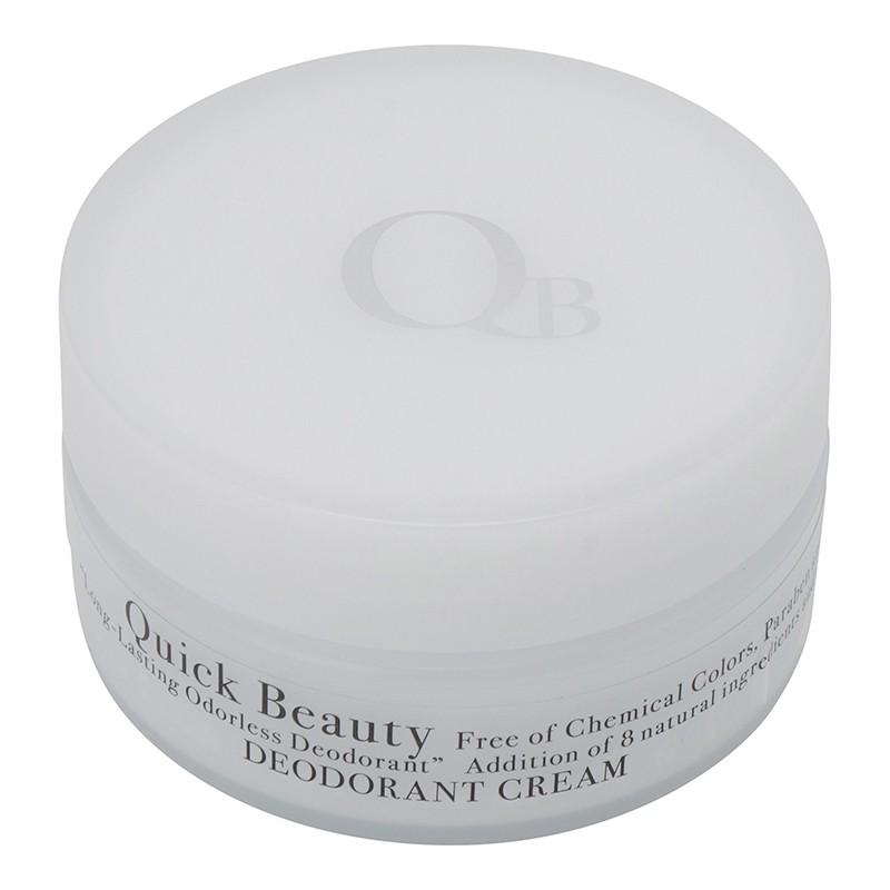 QB 7 Days Long Lasting Deodorant Cream 30g