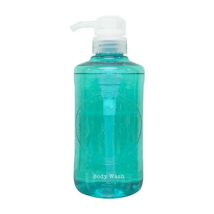 Clayge Limited Body Wash Floral Scent